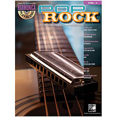 Hal Leonard Harmonica Play-Along Vol.1 - Popular Hits « Play-Along