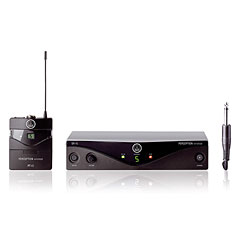 AKG PW-45 Instrumental Set-ISM « Guitar Wireless Systems