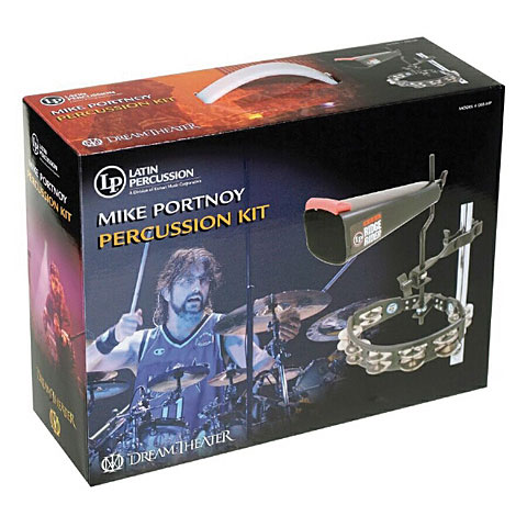 Latin Percussion Mike Portnoy Percussion Kit
