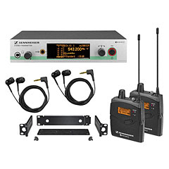 Sennheiser EW-300-2-IEM-C-G3 « in-ear monitoring system
