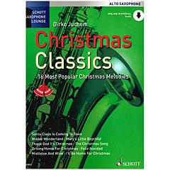 Schott Saxophone Lounge - Christmas Classics Alto Sax « Libro de partituras