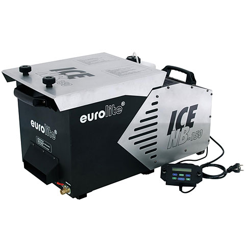Machine à brouillard Eurolite NB-150 ICE Low Fog Machine