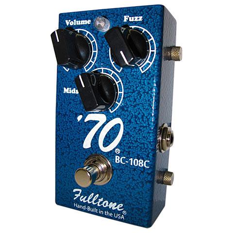 Fulltone '70 Pedal BC-108C