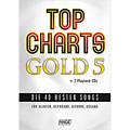 Cancionero Hage Top Charts Gold 5