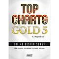 Sångbok Hage Top Charts Gold 5