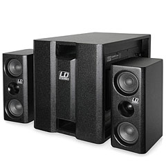 LD Systems DAVE 8 XS « Active PA-Speakers