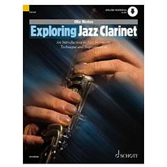 Schott Exploring Jazz Clarinet « Lehrbuch