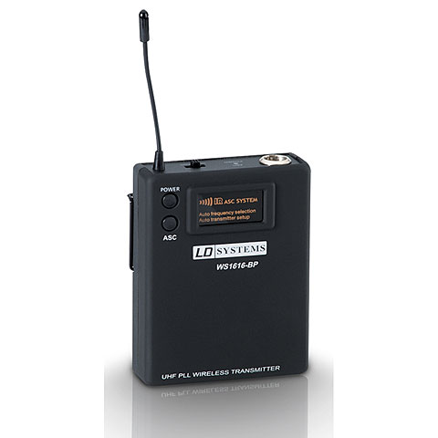 LD Systems LDWS 1616BP