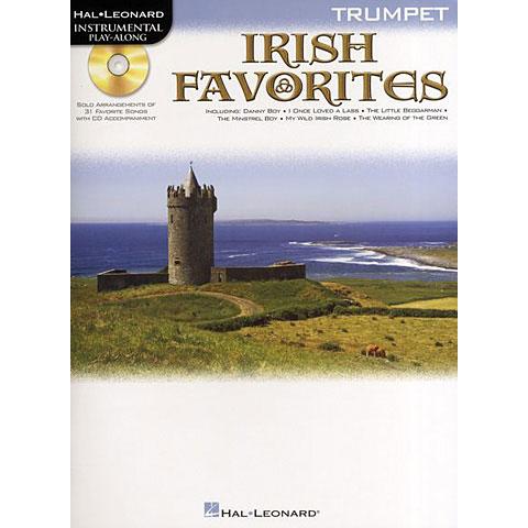 Play-Along Hal Leonard Irish Favorites for Trumpet