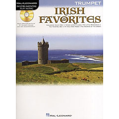 Hal Leonard Irish Favorites for Trumpet « Play-Along