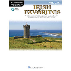 Hal Leonard Irish Favorites for Violin « Play-Along