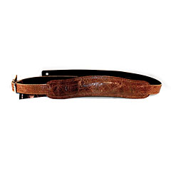 Richter Slim Deluxe Worn Brown « Guitar Strap