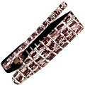Guitar Strap Richter Beaver's Tail Croco Natural