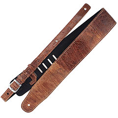 Richter Luxury Worn Brown « Guitar Strap