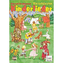 Acoustic Music Books Die schönsten Kinderlieder einfach begleiten  « Libro de partituras
