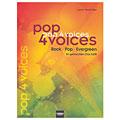Notas para coros Helbling Pop 4 Voices