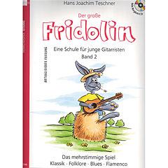 Heinrichshofen Der große Fridolin Bd.2 « Leerboek