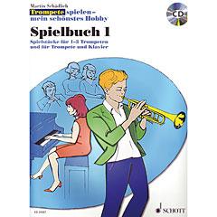 Schott Trompete spielen - mein schönstes Hobby Spielbuch 1 « Bladmuziek