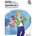 Нотная тетрадь  Schott Trompete spielen - mein schönstes Hobby Spielbuch 1