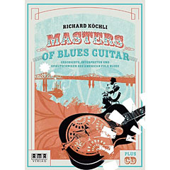 AMA Masters Of Blues Guitar « Libros didácticos