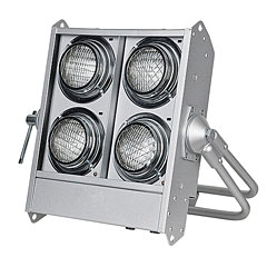 Showtec Stage Blinder 4 DMX « Flood Light