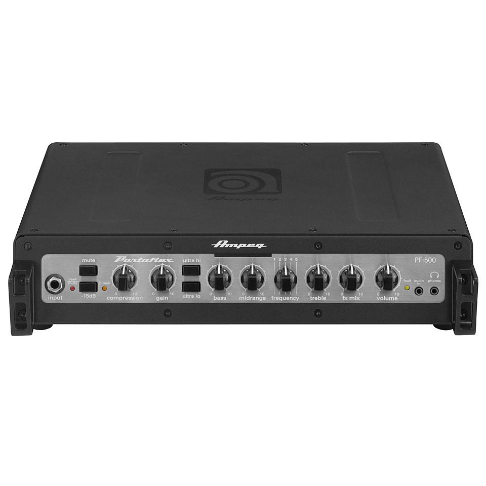 ampeg portaflex pf 500 bass amp head. Black Bedroom Furniture Sets. Home Design Ideas