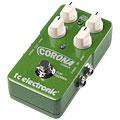 Pedal guitarra eléctrica TC Electronic Corona Chorus