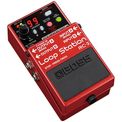 Boss RC-3 Loop Station « Pedal guitarra eléctrica