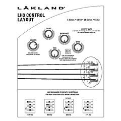 Lakland Skyline 5502DLX MN QM Nat