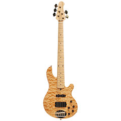 Lakland Skyline 5502DLX MN QM Nat  «  Electric Bass Guitar