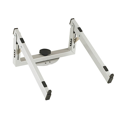 K&M 18868 Laptopstand silver