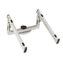 K&M 18868 Laptop Stand silver