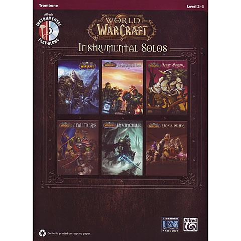 Alfred KDM World Of Warcraft Instrumental Solos