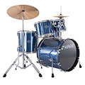 Sonor Smart Force Xtend SFX 11 Combo Brushed Blue « Set di batterie
