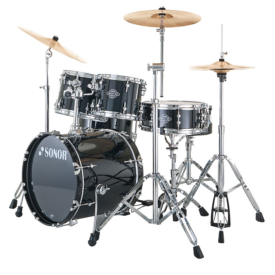 Sonor Smart Force Xtend Sfx 11 Stage 2 Black 171 Drum Kit