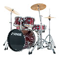 Sonor Smart Force Xtend SFX 11 Stage 2 Wine Red « Set di batterie