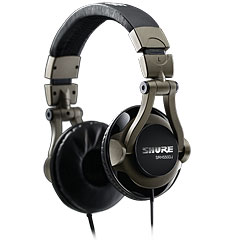 Shure SRH550DJ « Headphone