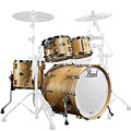 """Batterie acoustique Pearl Reference Pure 22"""" Matte Natural Drumset"""
