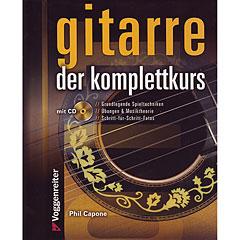 Voggenreiter Gitarre: Der Komplettkurs « Manuel pédagogique