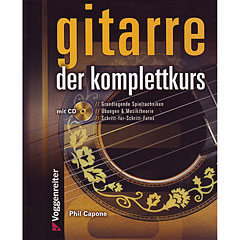 Voggenreiter Gitarre - Der Komplettkurs « Leerboek