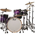 Pearl Masters Custom Maple MCX924XFP #369 Purple Sparkle Burst « Drum Kit