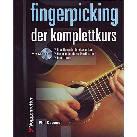 Voggenreiter Fingerpicking: Der Komplettkurs