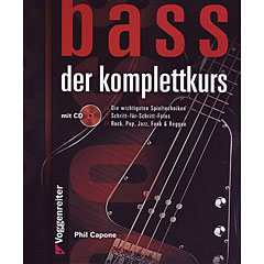 Voggenreiter Bass: Der Komplettkurs « Instructional Book