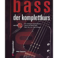 Instructional Book Voggenreiter Bass: Der Komplettkurs