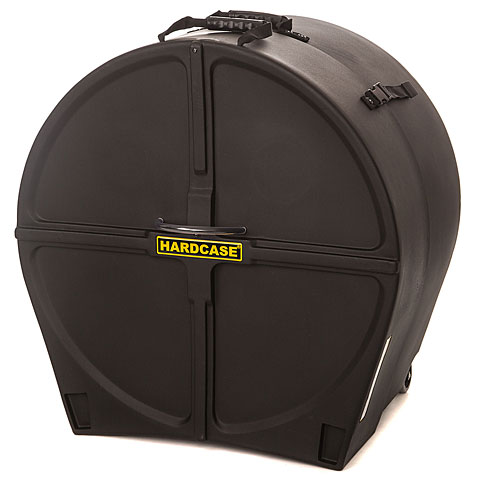 Hardcase Marching Bass Drum Case 20
