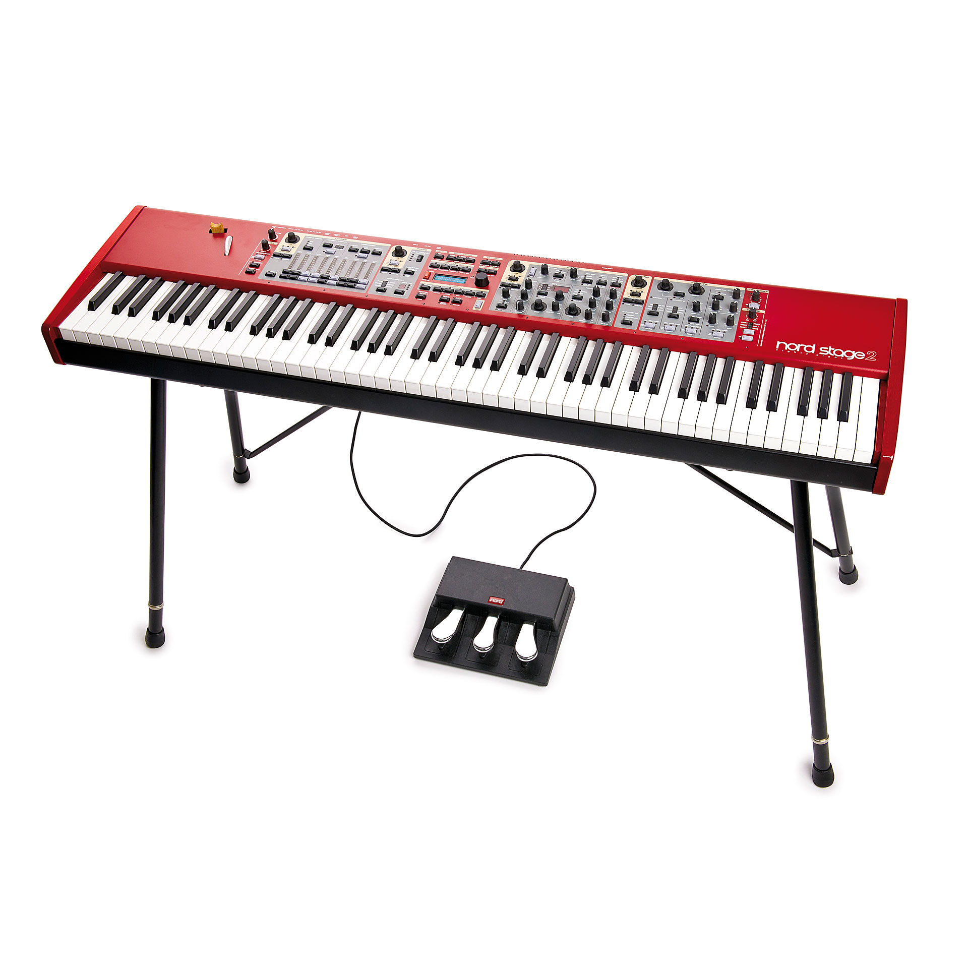 clavia nord stage 2 88 keys stage piano. Black Bedroom Furniture Sets. Home Design Ideas