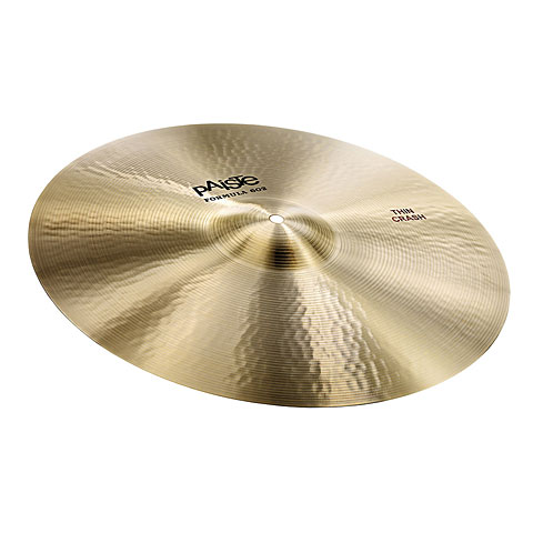 Paiste Formula 602 16  Thin Crash