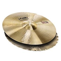 "Paiste Formula 602 Classic Sounds 14"" Sound Edge HiHat « Cymbale Hi-Hat"