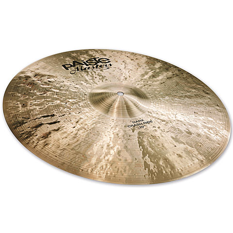 "Cymbale Crash-Ride Paiste Masters 20"" Dark Crash-Ride"