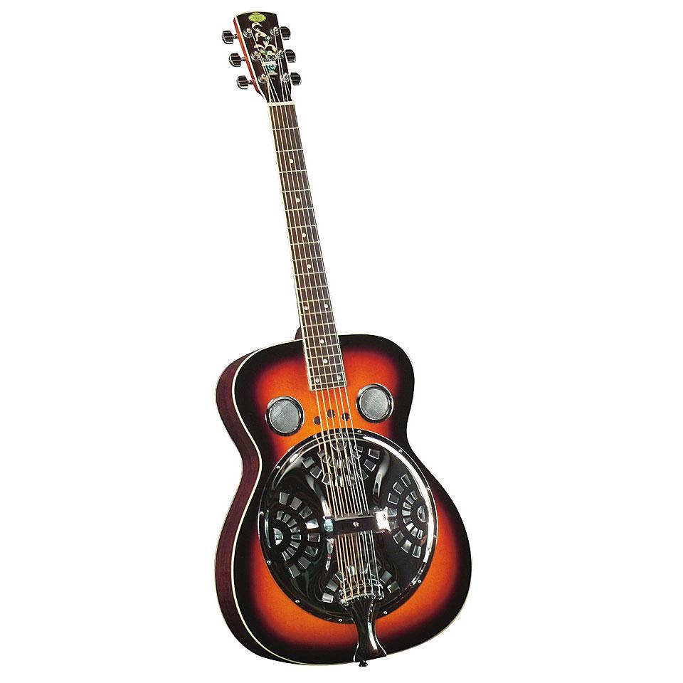 regal guitars rd 40vs dobro resonator. Black Bedroom Furniture Sets. Home Design Ideas